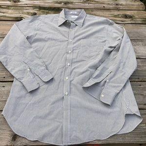 J Crew button down shirt men's Large 16 - 16.5